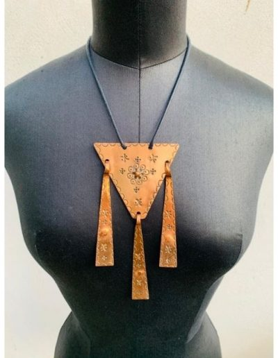 | Bijoux | Amulette |Made in France | Hand made | Dou Bochi |