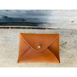 Porte cartes en cuir| Made in France| Atelier Vaccares vs Dou Bochi|